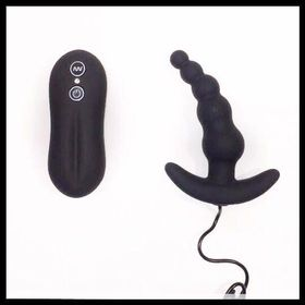 10 speed vibrating anal beads