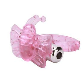 vibrating Butterly cock ring